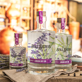 Lavender Dry Gin 1
