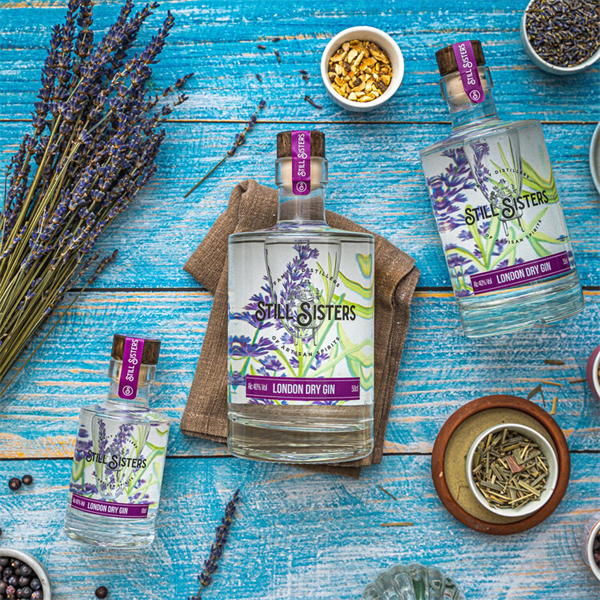 Lavender Dry Gin 2